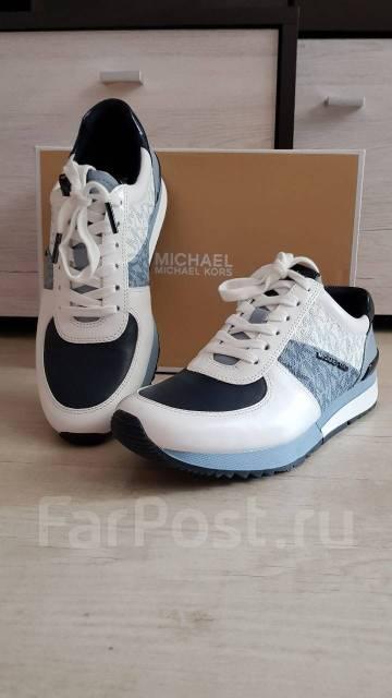 75f6627fd9e6 Кроссовки Michael Kors (оригинал) - Обувь во Владивостоке