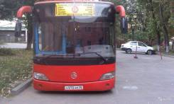 Golden Dragon XML6102. Автобус Golden Dragon, 28 мест