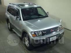 Дверь боковая задняя правая Mitsubishi Pajero 1999-2006
