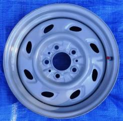 "Steel Wheels. 6.0x15"", 5x114.30, ET15, ЦО 71,1 мм."