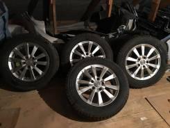 """Комплект зимних колёс Camry. 6.5x16"""" 5x114.30 ET39"""