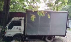 Toyota Dyna. Продам грузовик (будка 2т) Toyota dyna 1993 год., 3 600куб. см., 2 000кг., 4x2