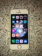 Apple iPhone 5s. Б/у, 16 Гб, Белый