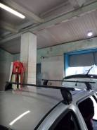 Рейлинги для багажника универсальная, стоят на Toyta Wish. Toyota Wish