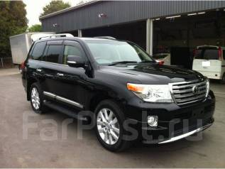 Toyota Land Cruiser. автомат, 4wd, 4.6 (318 л.с.), бензин, б/п. Под заказ