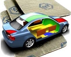 Шумоизоляция авто (полная и частичная) прайс внутри! Акция!