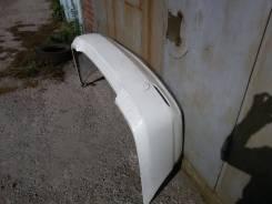 Бампер задний Toyota Corolla Fielder 120. (рестайлинг)