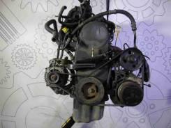 Двигатель (ДВС) Chevrolet Matiz