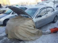 Отогрев авто, холодный запуск