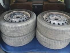 """Колёса Bridgestone. 6.5x15"""" 5x100.00 ET45 ЦО 54,1мм."""