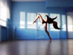 Занития танцами