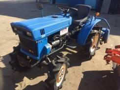 Iseki. Японский трактор TX1300F 4WD БЕЗ Пробега, 13 л.с.
