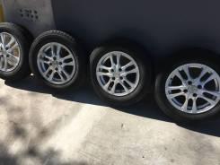 """Колёса Dunlop 175/70-14 + красивое литьё 4x100, 5JJ, ET 38. 5.5x14"""" 4x100.00 ET38 ЦО 67,0мм."""