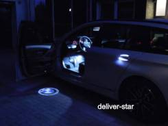 BMW DOOR-проектор. BMW: X1, 1-Series, 2-Series, 3-Series Gran Turismo, 5-Series Gran Turismo, X6, X3, Z4, X5, X4, 2-Series Active Tourer, 7-Series, 3...