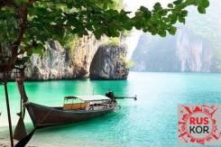 Таиланд. Пхукет. Пляжный отдых. Пхукет - остров райского отдыха! Вылеты из Владивостока!