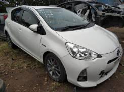 Toyota Aqua. NHP10, 1NZ