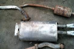 Глушитель. Toyota Windom, VCV10