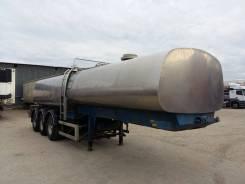 Feldbinder. NC 33.26 полуприцеп цистерна молоковоз, 24 700кг.