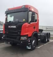 Scania. Полноприводный тягач G440A6X6HZ, 12 740куб. см., 26 000кг., 6x6