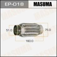 Гофра глушителя Masuma