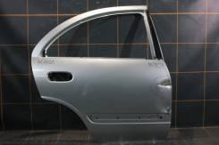 Nissan Almera Classic B10 (2006-2013гг) - Дверь задняя правая