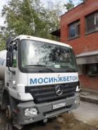 Mercedes-Benz Actros. Бетоносмеситель Mercedes-BENS Actros 3332B, в Москве, 10,00куб. м.