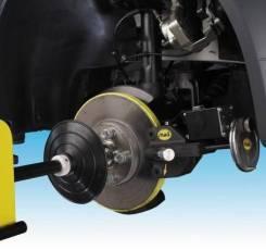 Проточка тормозных дисков без снятия с автомобиля