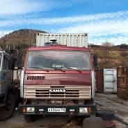 КамАЗ 5320. Продам Камаз-5320 контейнеровоз, 10 000кг., 6x4