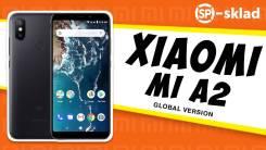 Xiaomi Mi A2. Новый, 64 Гб, Черный, 3G, 4G LTE, Dual-SIM
