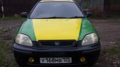 Honda Civic. механика, передний, 2.0 (105л.с.), бензин, 5 000тыс. км