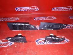 Блок управления стеклоподъемниками. Nissan Wingroad, WFY11 Двигатель QG15DE