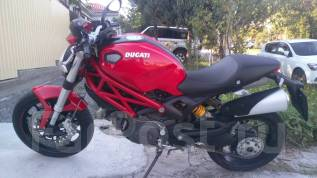 Ducati Monster 796. 803куб. см., исправен, птс, с пробегом