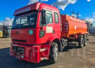 Ford Cargo. Автотопливозаправщик Ford Otosan Cargo CKL 1 2009 г/в, 4x2