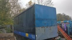 Groenewegen. Продам грузовой автоприцеп фургон, 15 000кг.