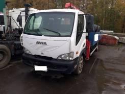 Avia. Манипулятор AVIA Чехия 2013год, 4 500куб. см., 5 500кг.