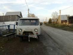 УАЗ. Продаётся грузовик уаз, 2 700куб. см., 2 000кг., 4x4