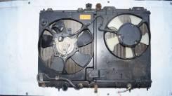 Вентилятор охлаждения радиатора. Mitsubishi Airtrek, CU5W, CU2W, CU4W Двигатели: 4G69, 4G63T, 4G64, 4G63