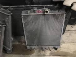 Радиатор охлаждения двигателя. Honda HR-V, GH3