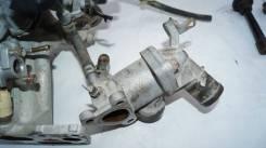 Корпус термостата. Mitsubishi Airtrek, CU5W, CU2W, CU4W Двигатели: 4G69, 4G63T, 4G64, 4G63