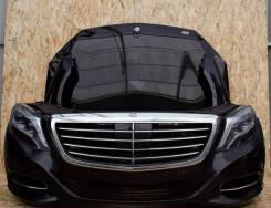 Бампер Mercedes s w222