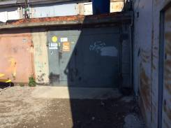 Гаражи капитальные. улица Терешковой 14, р-н Чуркин, 36кв.м., электричество, подвал. Вид снаружи