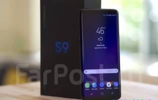 Samsung Galaxy S9. Б/у, 64 Гб, Черный