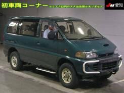 Mitsubishi Space Gear. автомат, 4wd, 2.8 (140л.с.), дизель, 97 000тыс. км, б/п, нет птс. Под заказ