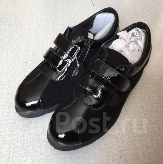 e834ee280 Новые осенние туфли, натуральная кожа - Обувь в Хабаровске