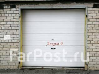 Гаражи капитальные. улица Днепровская 14, р-н Столетие, 39кв.м., подвал.