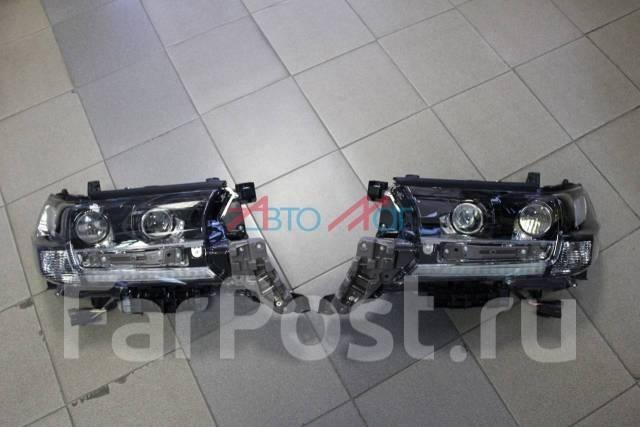 Кузовной комплект. Toyota Land Cruiser, URJ200, URJ202, URJ202W, VDJ200, GRJ200, UZJ200, UZJ200W Двигатели: 1URFE, 1VDFTV, 3URFE, 1GRFE, 2UZFE