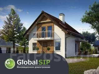 Быстровозводимые домокомплекты - технология SIP - СИП панели