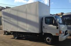 Hyundai HD78. Изотермический фургон c гидробортом, 3 933куб. см., 5 000кг., 4x2