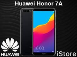 Honor 7A. Новый, 32 Гб, Черный. Под заказ