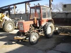ВТЗ Т-30-69. Трактор Т30-69 с отвалом, В Москве